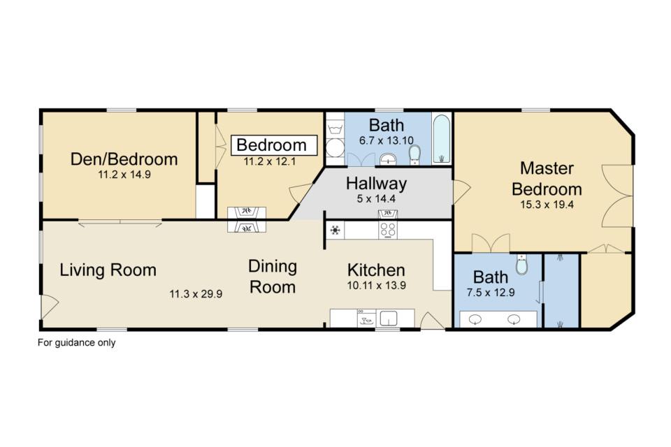5229 Floor Plan