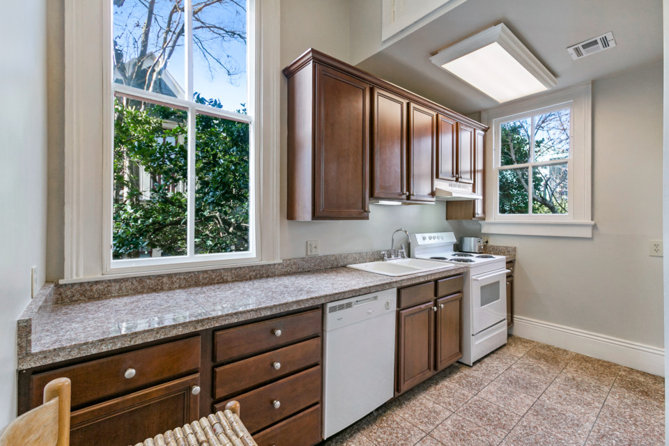 7 - Granite Counter Tops