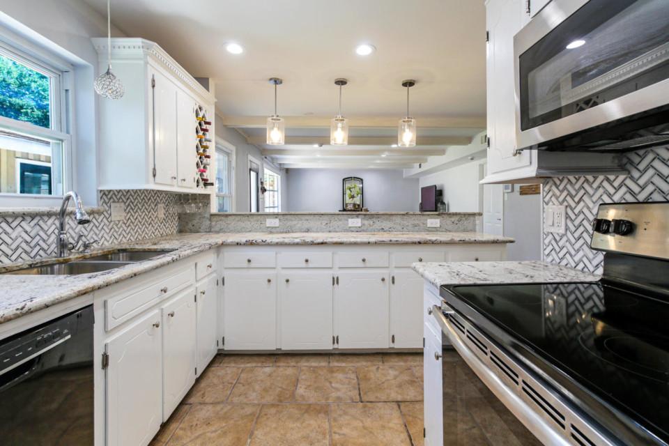 6 - New Kitchen