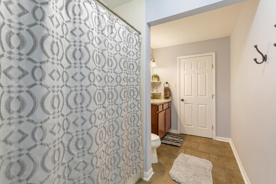 12 - Downstairs Full Bathroom