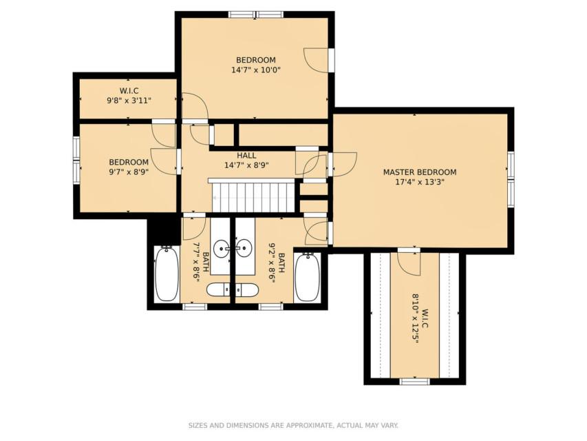 25 - 2nd Fl. Floor Plan