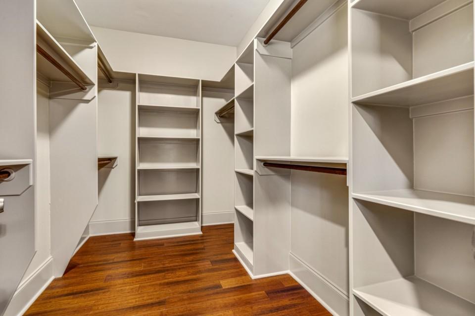 9 - Main walk in closet
