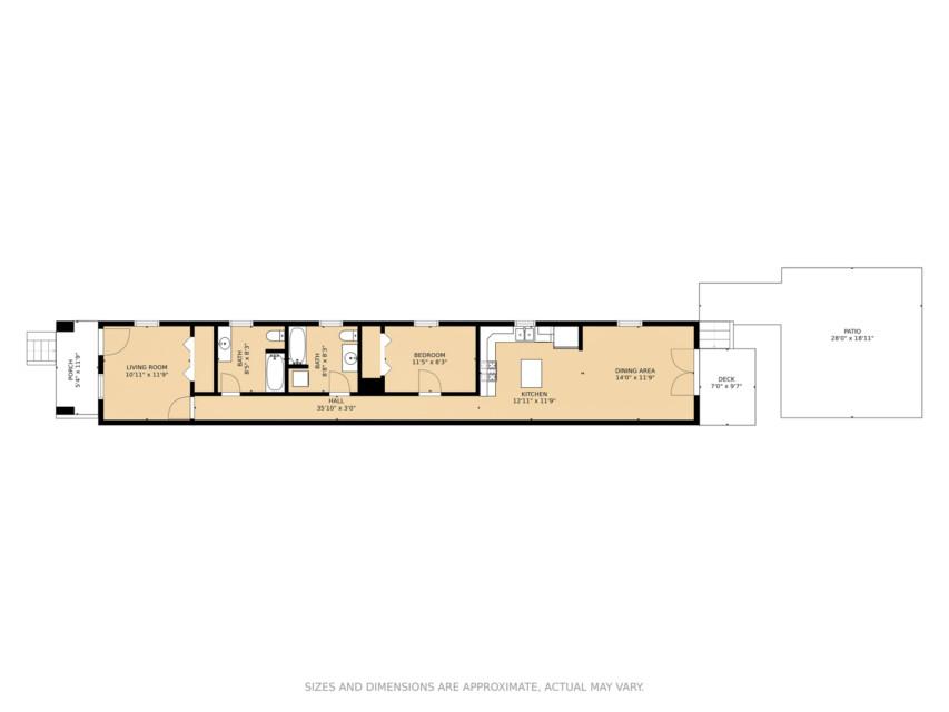 14 - Floor plan